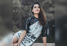 Payal Rajput turns fighter pilot
