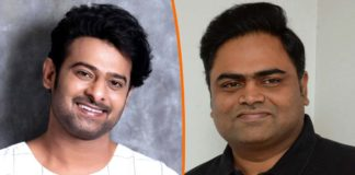Prabhas to give green signal to Vamsi Paidipally