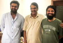 Prabhas21 with Nag Ashwin
