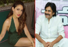 Pragya Jaiswal single item song with Pawan Kalyan?