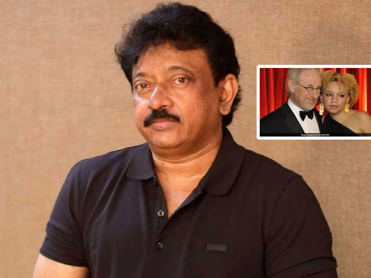 RGV comments on Star director daughter who becomes a P*rn star