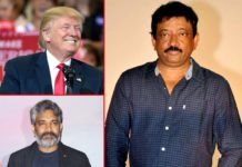 RGV says, Trump should request Rajamouli to use his wizard