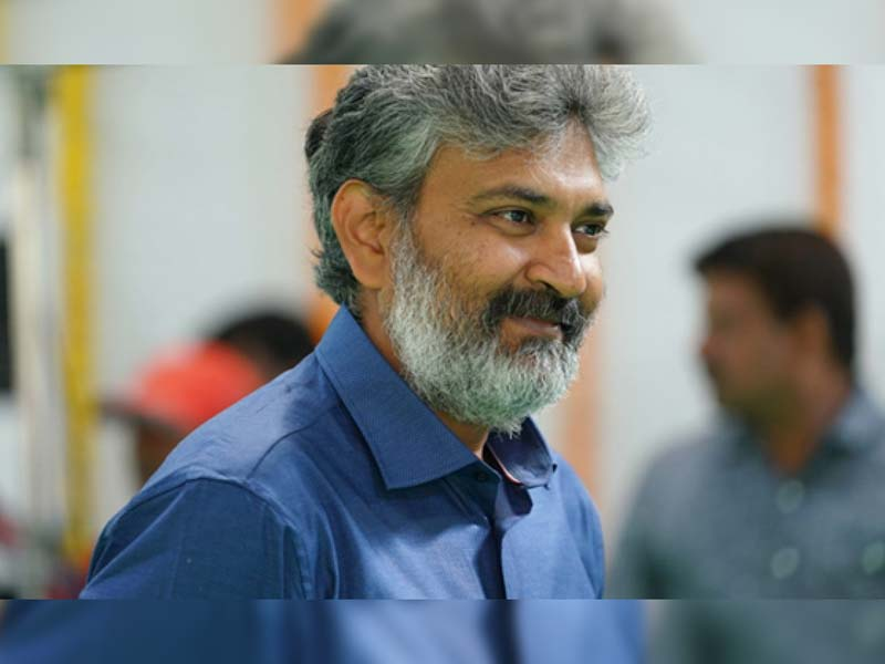 Rajamouli locks two dates for First Glimpse?