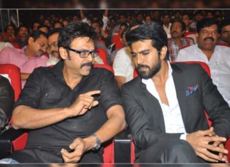 Ram Charan goes to Venky instead of Chiru?