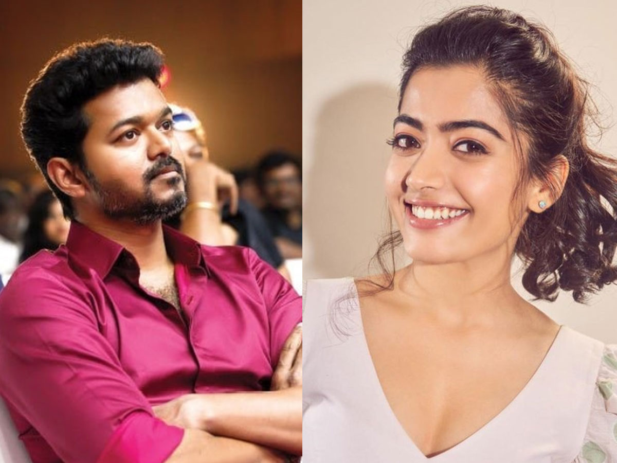 Rashmika Mandanna crushing on Tamil star