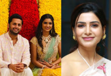 Samantha says, Nithiin deserves all the happiness