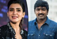 Samantha signs her next with Vijay