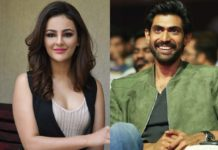 Seerat Kapoor comments on Rana Daggubati