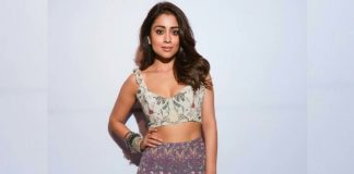 Senior actor exciting project for Shriya Saran