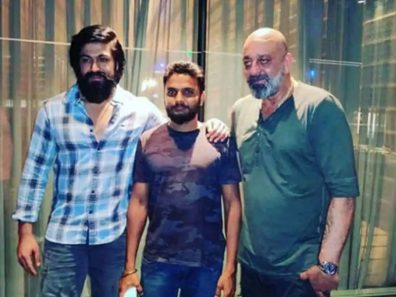 Shirtless fight between Yash and Sanjay Dutt: KGF 2 Climax