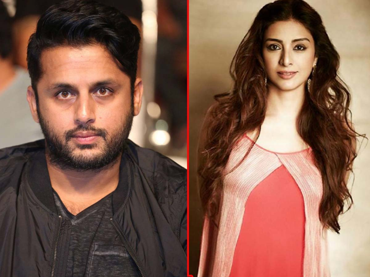 Tabu quoting Rs 1 Cr for Nithiin film?