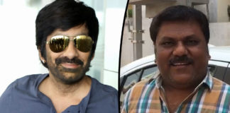 Trinadh adding humor for Ravi Teja