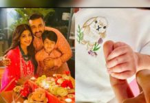 Venkatesh actress welcome daughter via surrogacy