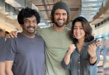 Vijay Deverakonda and Puri Jagannadh film titled Liger?