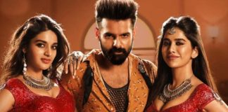 iSmart Shankar Hindi version storms YouTube