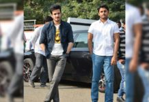 After burning hands, once again Akhil with Nithiin