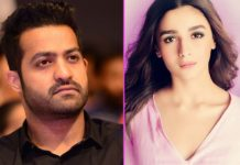 Alia Bhatt in Jr NTR and Trivikram film?