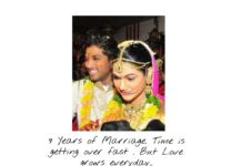 Allu Arjun : 9 years of his marriage