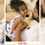 Allu Arjun Daughter Arha calls Him Bey