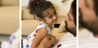 Allu Arjun Daughter Arha calls Him Bey