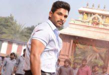Allu Arjun authentic look from Sukumar Film