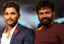 Allu Arjun bushy bearded look from Sukumar film out