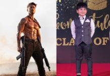 Allu Arjun son obsessed with Baaghi series