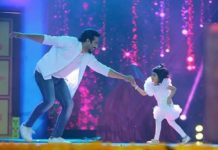 Anchor Ravi special dance with his daughter