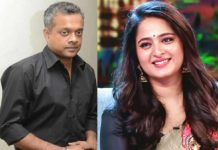 Anushka Shetty says Gautham and I are very close