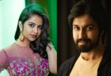 Avika Gor romance with Kalyaan Dhev