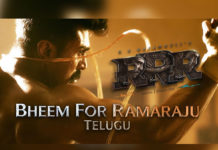 Bheem for Ramaraju from RRR: Goosebumps with Jr NTR voice