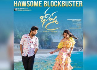 Bheeshma 9 days collections