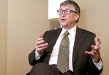 Bill Gates leaves Microsoft Company