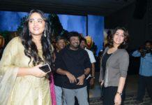 Charmee asks Anushka Shetty: Pelli Eppudu?