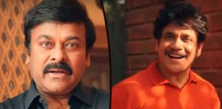 Chiranjeevi and Nagarjuna join hands for Corona Song