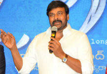 Chiranjeevi made this unexpected goof-up