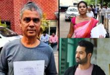 Choreographer Rakesh Master files Police complaint against Sri Reddy and Jr NTR fans