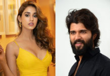 Disha Patani rejects Vijay Deverakonda?