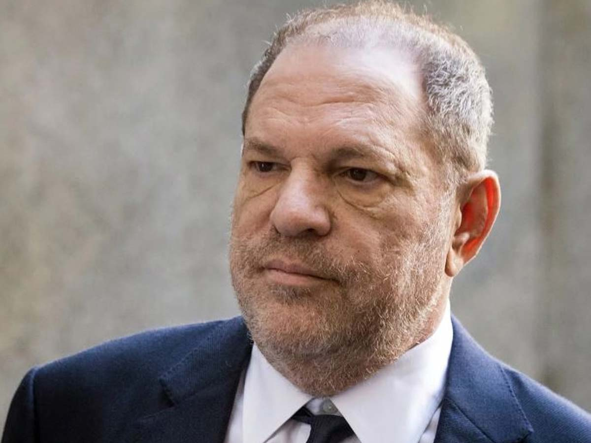 Harvey Weinstein jailed for 23 Years