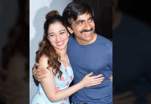 Has Tamannah signed Ravitejas film