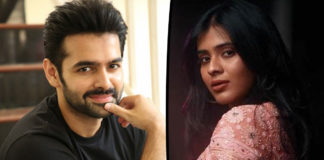 Hebah Patel item song in Ram Pothineni Red
