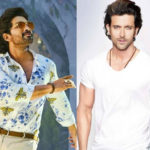 Hrithik Roshan comments on Allu Arjun dance moves