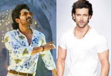 Hrithik Roshan comments on Allu Arjun dance moves
