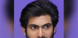 International import in Rana Daggubati film