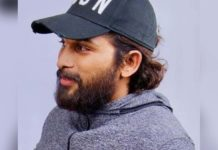 Is this Allu Arjun look from Sukumar Film?