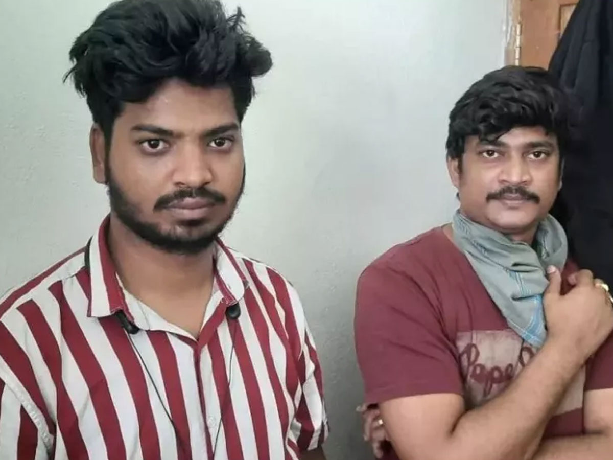Jabardasth Comedians Dorababu and Paradesi held in S*x racket