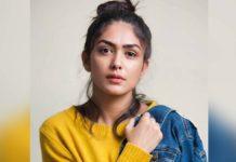 Jersey girl in Thadam Hindi remake