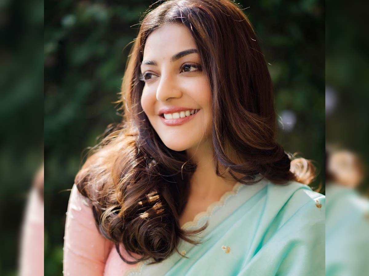 Kajal Agarwal signs the dotted line for Acharya