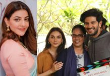 Kajal Aggarwal and Aditi Rao team up with Dulquer Salmaan