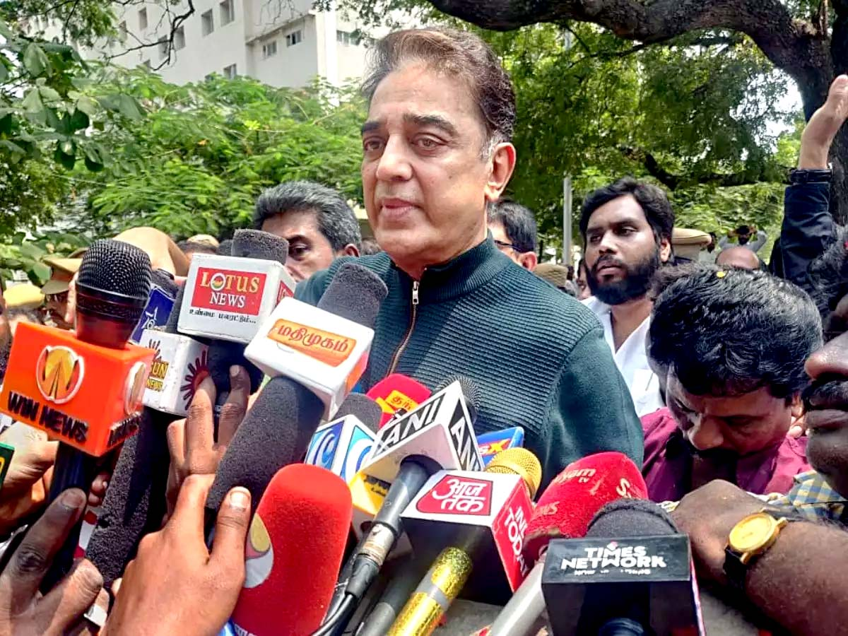 Kamal Hassan approaches Madras High Court over Indian 2 issue